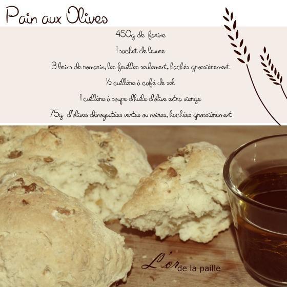 Pain aux olives P1