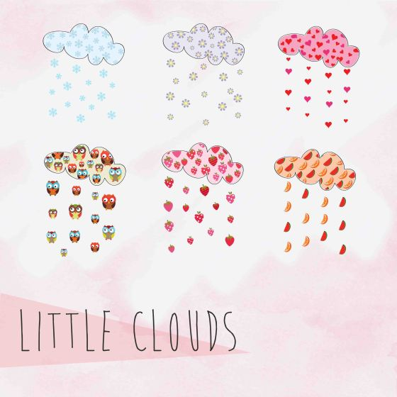 Little Clouds Freebie
